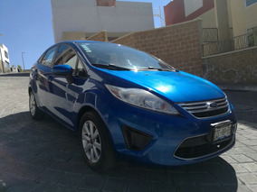 Ford Fiesta 2011 Se Automatico Electrico 4 Cilindros Rines