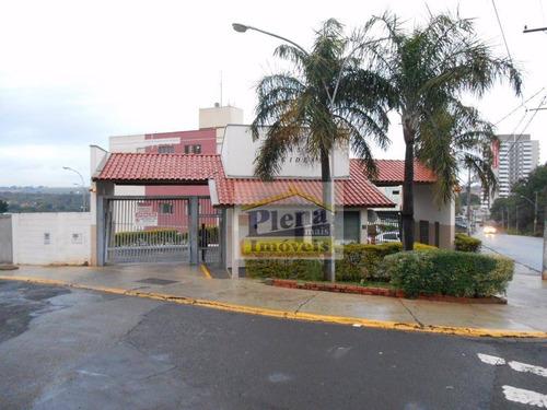 Imagem 1 de 20 de Apartamento  Residencial À Venda, Jardim Marchissolo, Sumaré. - Ap0513
