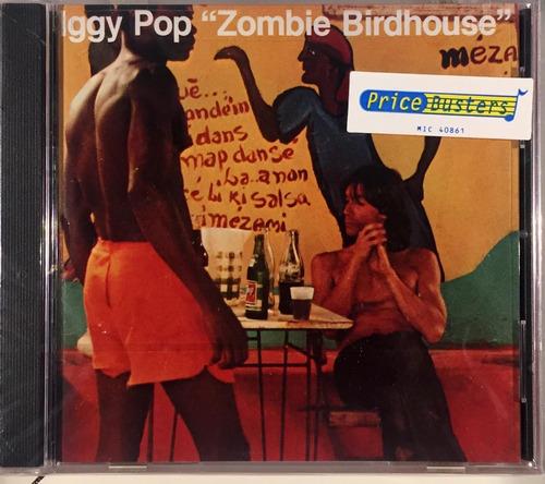 Cd Iggy Pop - Zombie Birdhouse - Importado Usa Lacrado