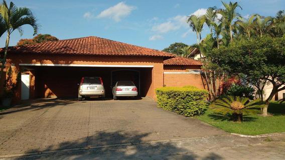 Casa Residencial À Venda, Condomínio Jardim Passargada, Granja Viana, Cotia - Ca14743. - Ca14743