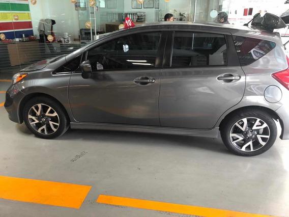 Nissan Note 1.6 Sr At Cvt 2016