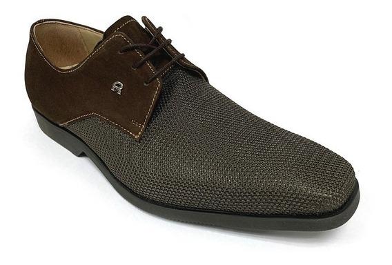 Zapatos De Vestir Rossi Caballero Marrón Ro 0514 Corpez 77