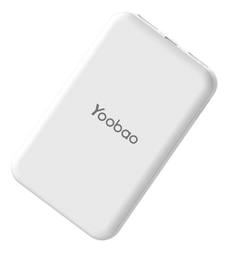 Power Bank Cargador Portatil Usb 6000 Mah P6w Doble Usb