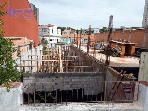 Cobertura Com 2 Dormitórios À Venda, 103 M² Por R$ 410.000,00 - Vila Curuçá - Santo André/sp - Co0485