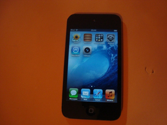 iPod Touch 4 Generacion Black (32 Gb). Importado. 100% Origi