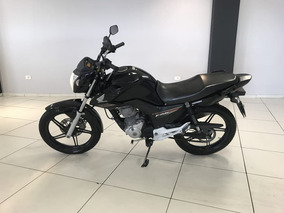 Honda Cg Fan 160 Esdi 2016