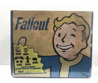 Fallout Culture Fly Caja Bethesda Vault Tec Loot Crate