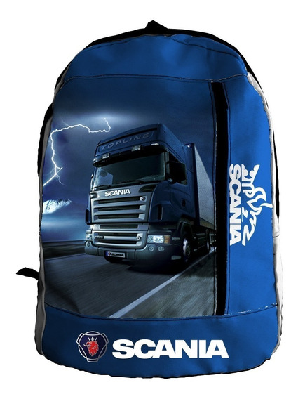 Mochila Mzt-0349 - Scania 1