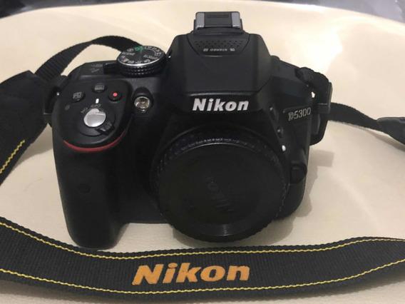Nikon D5300 Apenas O Corpo