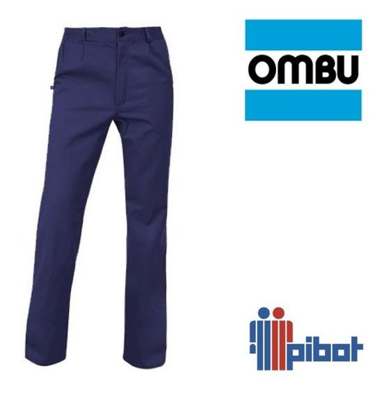 Pantalon De Trabajo Ombu Hombre Reforzado No Gaucho Pampero