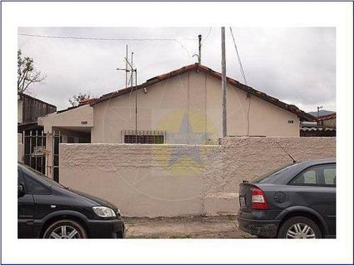 Casa Residencial À Venda, Ca0363. - Ca0363