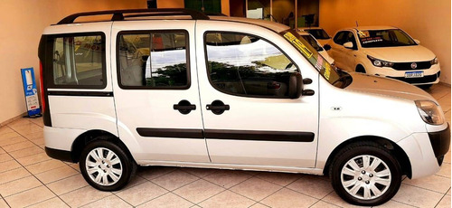 Fiat Doblò 1.8 Essence 7l  Flex 4p Manual