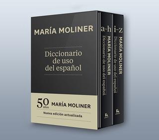 Diccionario De Uso Del Espanol - Moliner Ruiz Maria