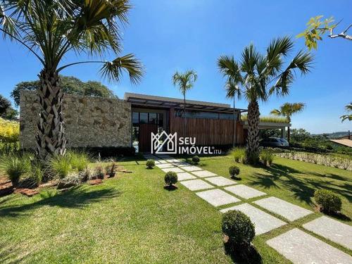 Casa Com 5 Dormitórios À Venda, 580 M² Por R$ 6.000.000,00 - Fazenda Vila Real De Itu - Itu/sp - Ca1885