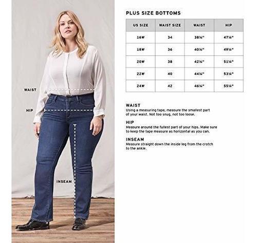 Levi S 415 Pantalones Vaqueros Para Mujer Talla Grande Mercado Libre