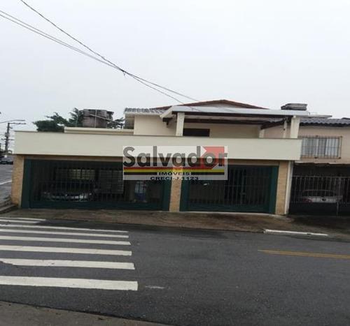 Sobrado Na Rua Vicente Fernandes Pinto - São Paulo - 8326