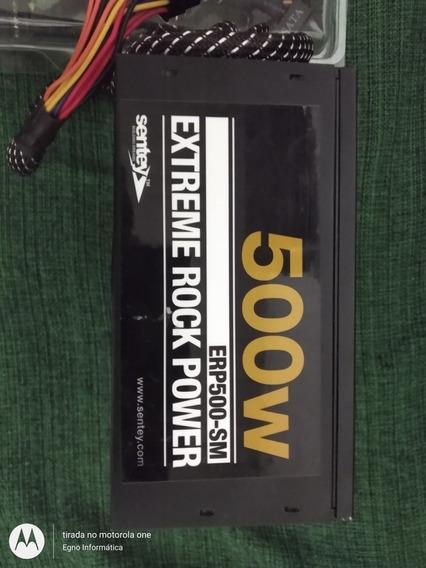 Fonte Atx Extreme Rock Power 500w.