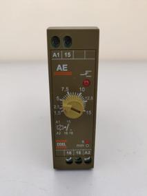 Rele Temporizador Coel Ae 15 S 48 Vcc 0 A 15 Min