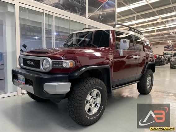 Toyota Fj Cruiser Automatico 4x4
