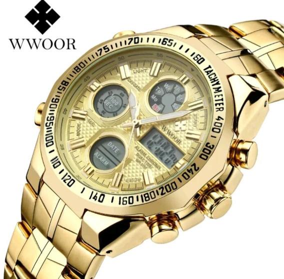 Relógio Wwoor Original