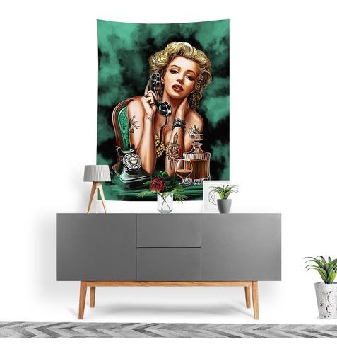 Tecido Decorativo Decoração Tactel Interto Externo Marilyn