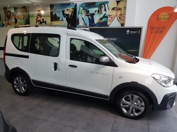 Renault Kangoo 1.6 Sce Stepway Tasa Cero %!! (ra)