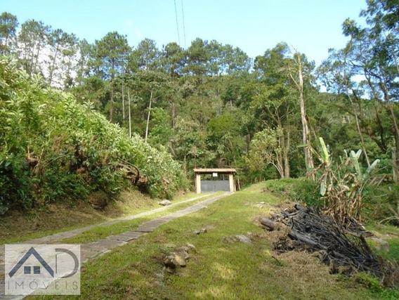 Terreno Para Venda Em Nova Friburgo, Ponte Da Saudade, 2 Dormitórios, 1 Suíte, 2 Banheiros - 134_2-905979