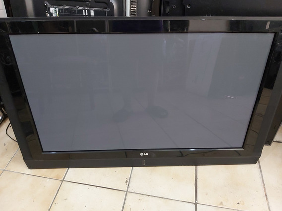 Lote De 3 Tvs Plasma LG Mod 42pc1rv Com Defeito No Estado