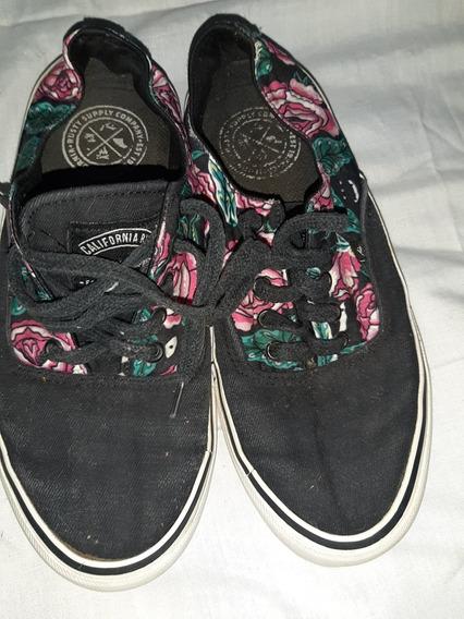 Zapatillas Rusty Usadas