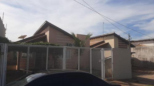 Casa No Condomínio São José ( Distrito Industrial - Coxipo) - 001