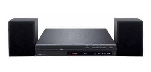 Reproductor Dvd Home Theater Cine Ranser 2.1 Usb Dvd Cd Mp3