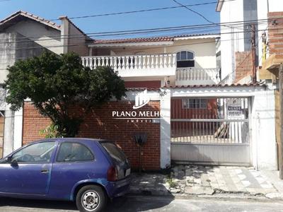 Sobrado Para Venda No Bairro Vila Domitila, 3 Dorm, 2 Suíte, 3 Vagas, 100 M,so1260 - So1260