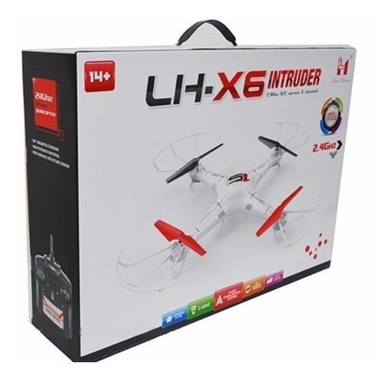 Drone Mr Quadricopter Grand Camar X6 + Brinde /mega Oferta!