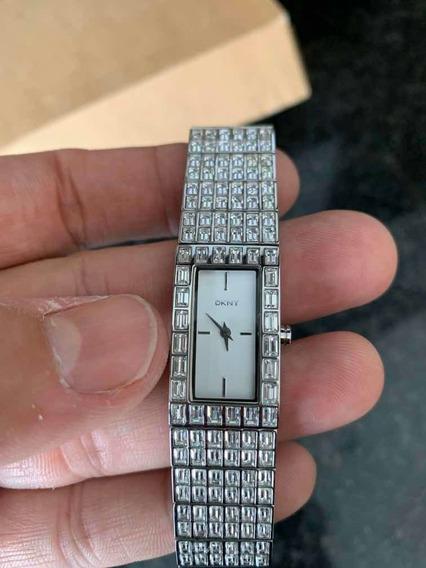 Relógio Pulseira Feminino Dkny Original