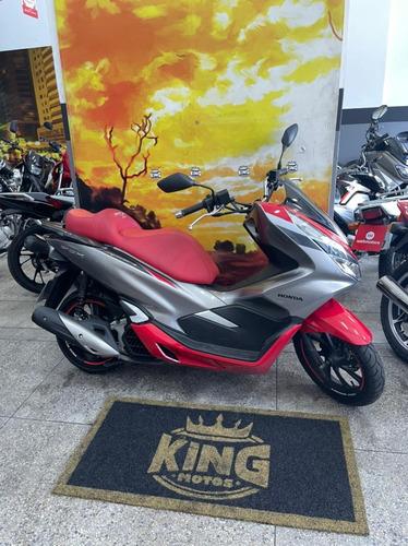 Honda Pcx 150 Sport - 2019 - Vermelha - King Motos