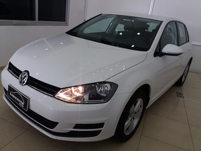 Volkswagen Golf 1.6 Trendline 2016 Blanco