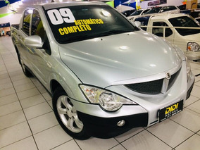 Ssangyong Actyon 2.0 Gl 4x4 Cd 16v Turbo Diesel Completa