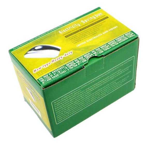 Aparelho Economizador De Energia Energy Saver 30 Kw 110 220v