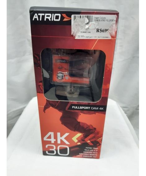 Câmera Ação Atrio Dc185 Fullsport 4k Wifi