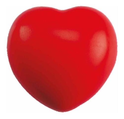 Imagen 1 de 8 de Pelota Antiestrés En Forma  De Corazón