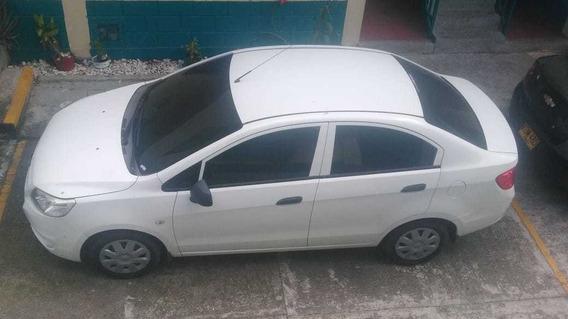 Chevrolet Sail Blanco 2014 5 Puertas