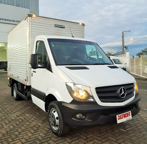 Mercedes Sprinter 515 Bau 2018