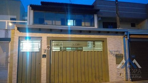 Imagem 1 de 27 de Casa À Venda, 220 M² Por R$ 450.000,00 - Jardim Santo André - Cambé/pr - Ca1423