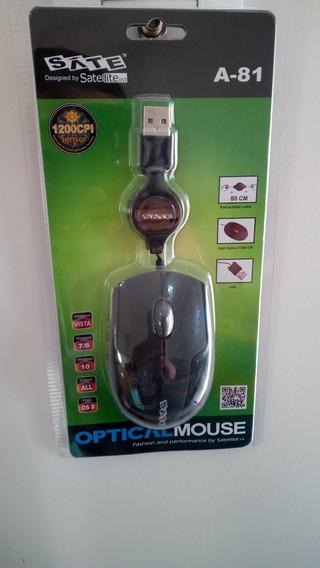 Mouse Satéllite