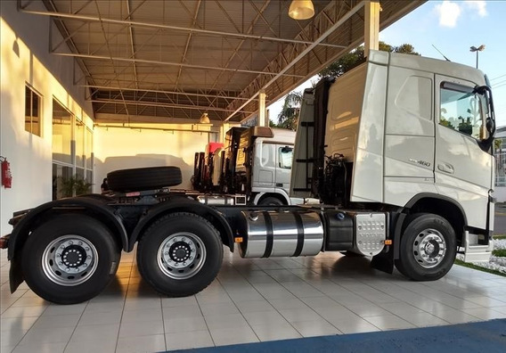 Volvo Fh 460 6x4 Cavalo 2018/2019