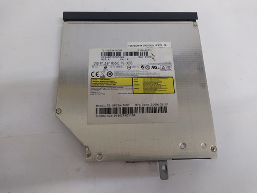 Leitor Gravador Dvd/cd Notebook Positivo Premium P437b