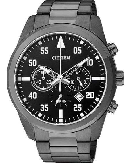 Relógio Citizen Masculino Gents Preto An8095-52e/tz30795p