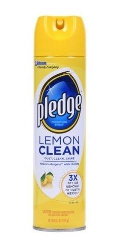 Prenda Limón Limpio Muebles Spray 9.7 Onzas.