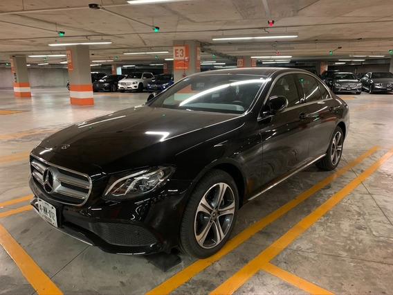 Mercedes Benz E 200 Avantgarde Negro 2020 Demo
