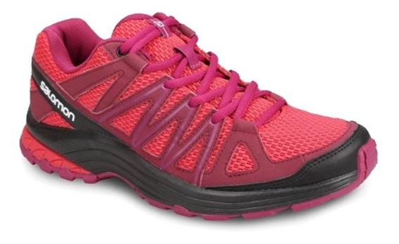 Zapatillas Salomon Xa Bondcliff Mujer Running Originales
